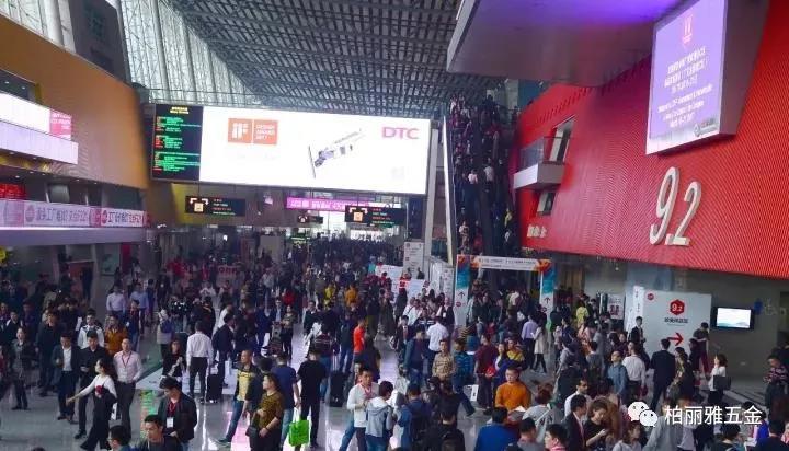 柏丽雅家居五金3月28日强势登陆第41届(广州)国际家居展